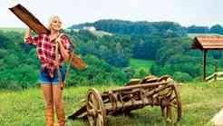 Spoznaj tekmovalce šova Kmetija: Nov začetek!
