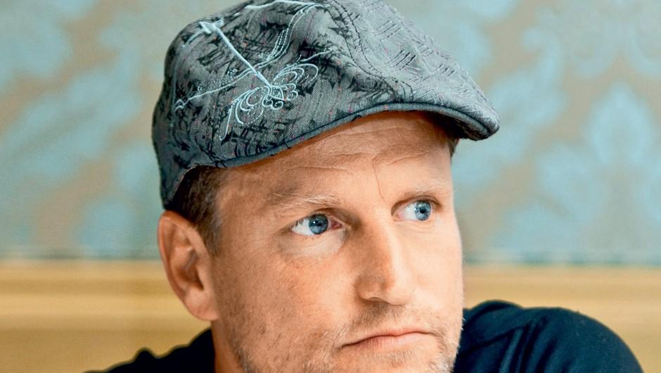 Woody Harrelson - oprostila mu je skoke čez plot (foto: profimedia)