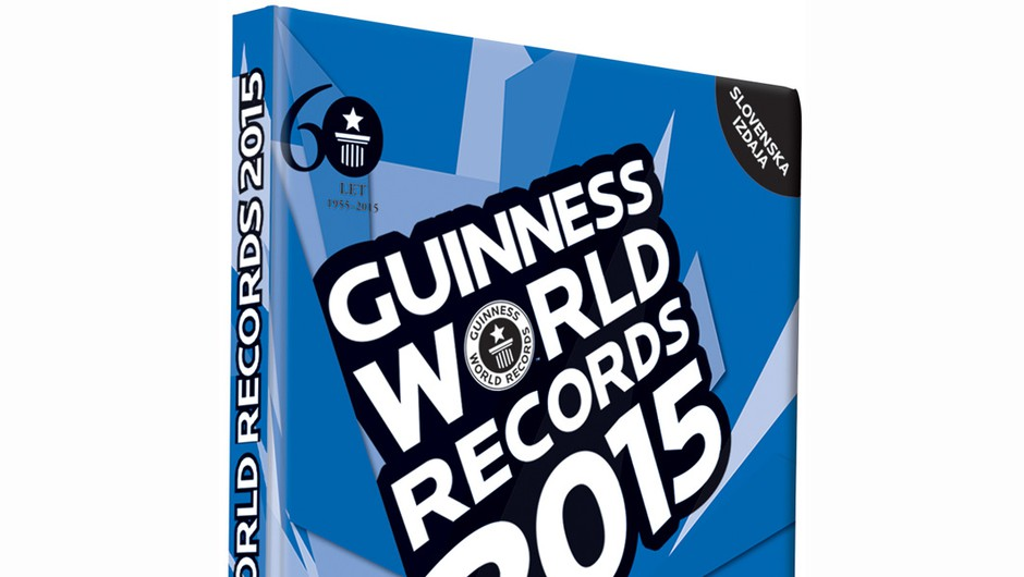 Guinness World Records praznuje 60 let! (foto: Felix)
