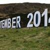 Vsi obrazi kampanje ZA in PROTI neodvisnosti Škotske