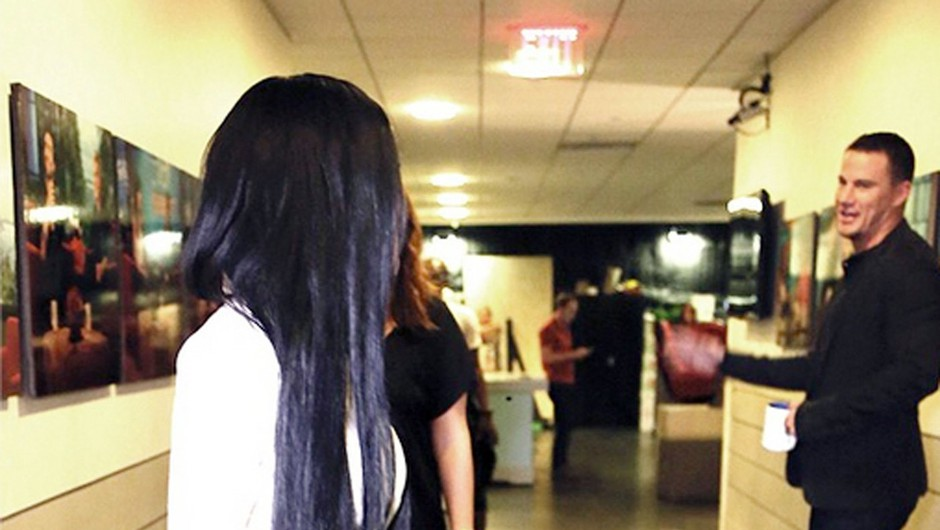 Nicki Minaj in Emma Stone v istem krilcu (foto: profimedia)