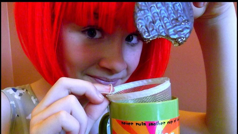 Lovilec piškotov za ljubitelje čistega čaja (foto: profimedia)