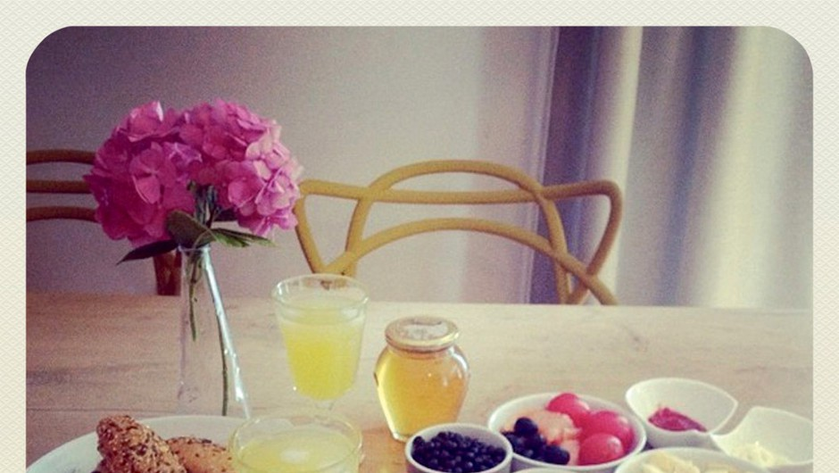 1. Jutra smo si polepšale z okusnimi zajtrki.  (foto: cosmopolitan)