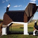 Hišica v obliki beagla, Idaho, USA (foto: profimedia)