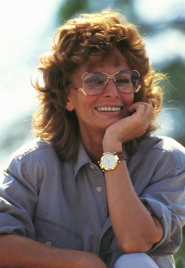 Italijanska diva Sophia Loren praznuje 80 let (foto: profimedia)