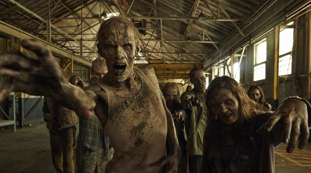 Živi mrtveci se vračajo s peto sezono (foto: FoxTV)