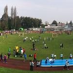 Dogodek 'Bodi športnik – Igraj se z mano' presegel vsa pričakovanja (foto: Zavod Levec - promocija dogodka)
