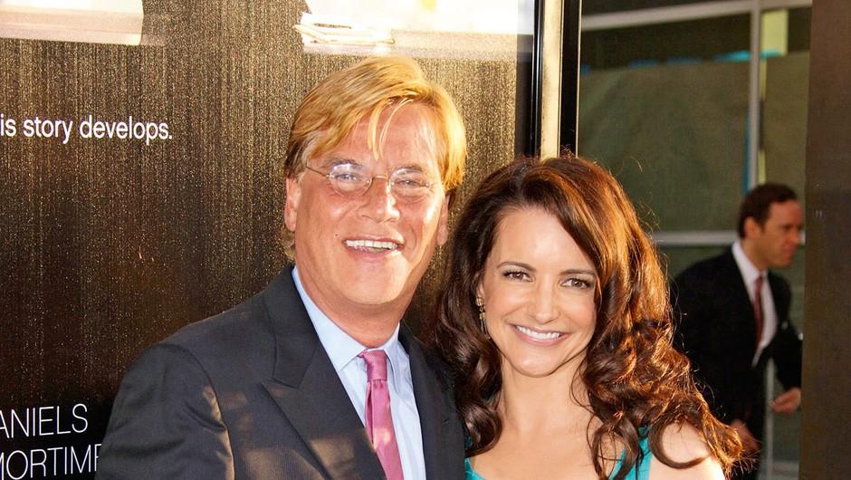 Nazadnje se je videvala s 53-letnim scenaristom, producentom in dramaturgom Aaronom Sorkinom, a sta se razšla že po nekaj mesecih.  (foto: Profimedia)