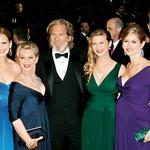 Igralcu so se v zakonu rodile tri hčerke, danes 33-letna Isabelle, 31-letna Jessica in 28-letna Hayley.  (foto: Profimedia)