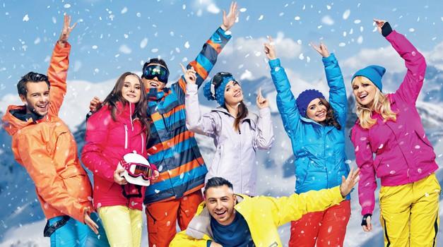 Ski Opening v Civetti z brezplačno šolo smučanja (foto: Cosmopolitan Slovenija)