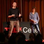 TEDxCelje ponovno navdušil (foto: Nejc Lasič)