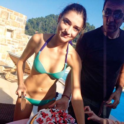Zala Ribič Đurić praznovala 18. rojstni dan