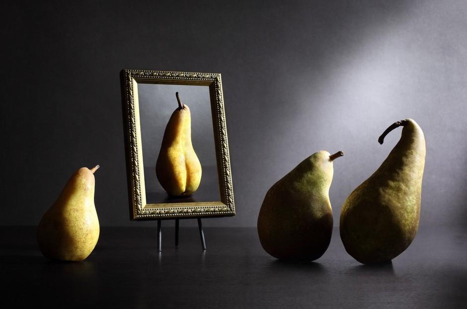 Zabavna serija fotografij s hruškami (foto: profimedia)