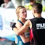 Foto utrinki z Ljubljanskega maratona (foto: Goran Antley)