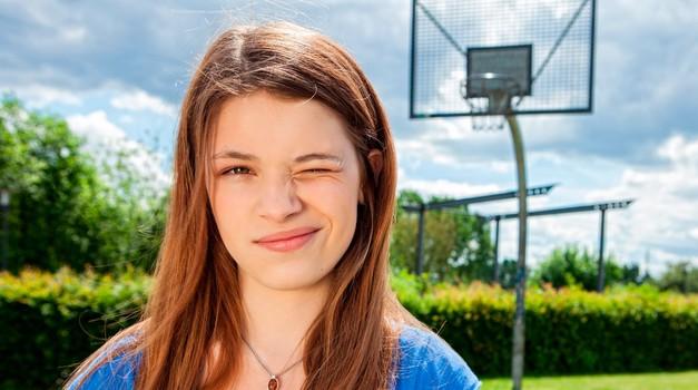 Nika Barič - ambasadorka promocije ženske košarke! (foto: profimedia)