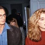 Preden je spoznal Natasho, mu je posteljo grela model in igralka Brooke Shields.  (foto: Profimedia)