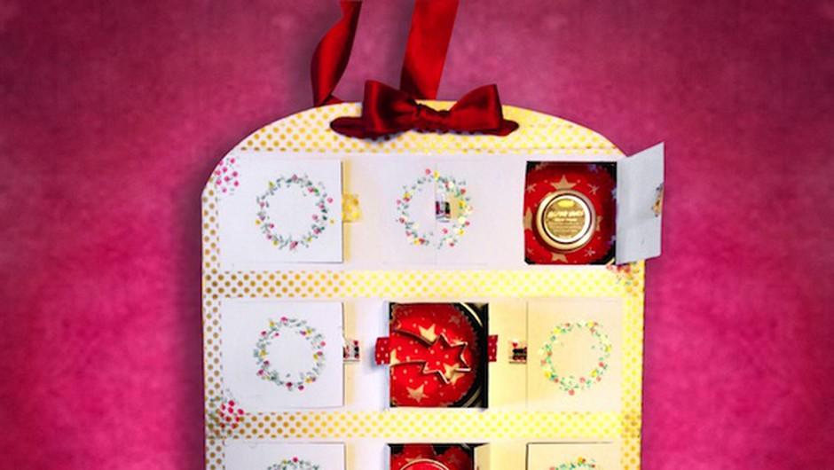 Kako si sama izdelaš lepotni adventni koledar (foto: Rožle Veger)