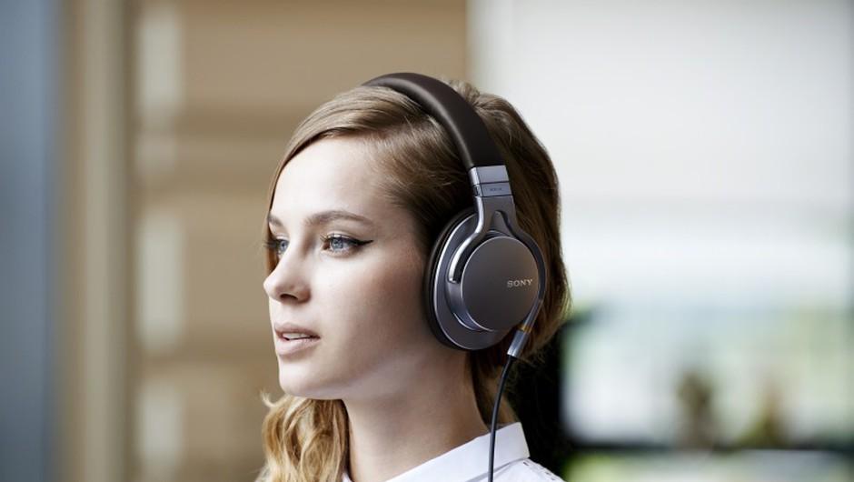 Prepusti se zvoku visoke ločljivosti v družbi Sonyja (foto: Sony)