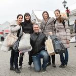 Dame so bile navdušene nad radijskim voditeljem Mihom Deželakom (foto: dm drogeriemarkt)