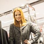 Nina se je pri nakupovanju v New Yorku zelo zabavala. (foto: dm drogeriemarkt)