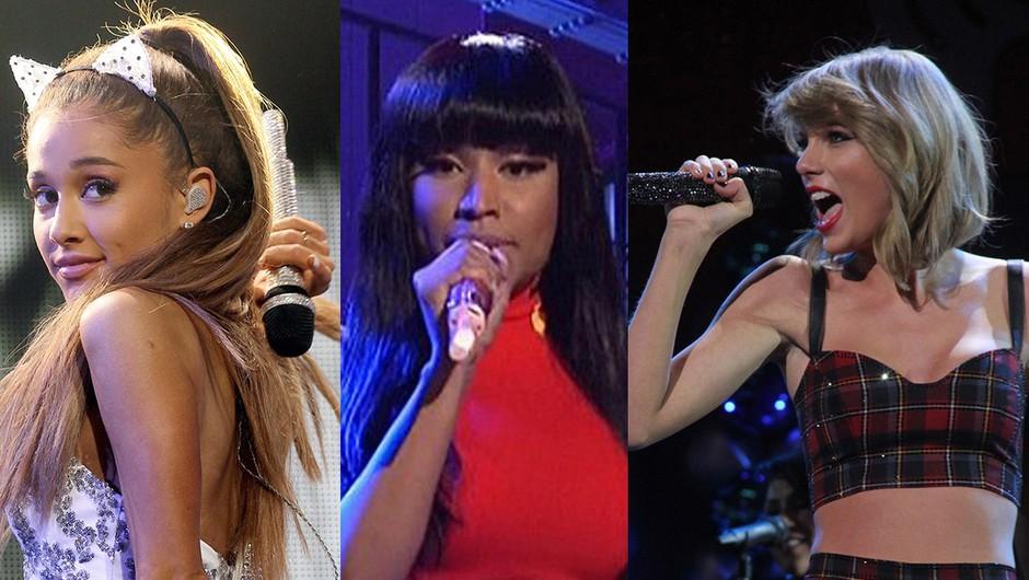 Vsi veliki glasbeni hiti leta 2014 v 4 minutah! (foto: Profimedia)