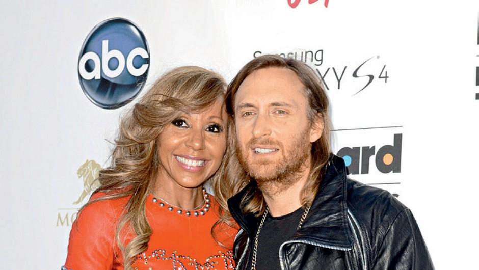 Zakonca Guetta sta se razšla po 24 letih zakona.  (foto: Profimedia)