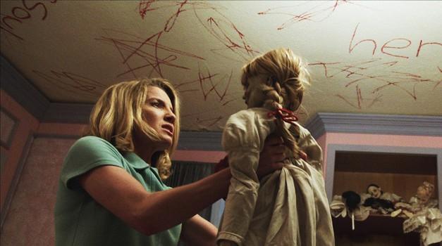 Če obožuješ grozljivke je Annabelle kot nalašč zate. (foto: Profimedia)
