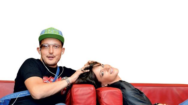 Zlatko in Tina (foto: Primož Predalič)