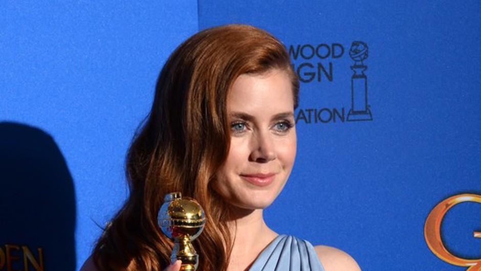 Amy Adams je slavila z vlogo v filmu Velike oči. (foto: Profimedia)