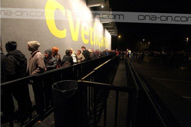 Utrinki z Največjega zmenka na slepo v S-LOVE-niji 6 (foto: Andraž Kobe)