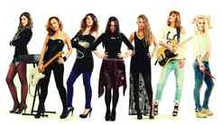 Prvič v Sloveniji: Beyoncé Tribute Band