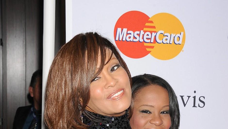 Hči pokojne Whitney Houston 'našli v kadi'! (foto: Profimedia)