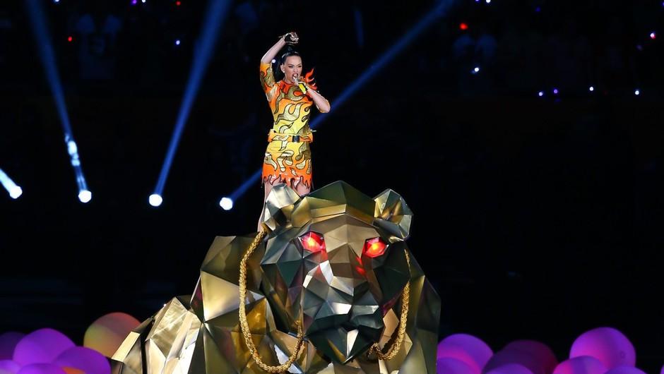 VIDEO: Oglej si nepozabni nastop Katy Perry na Super Bowlu 2015! (foto: Profimedia)