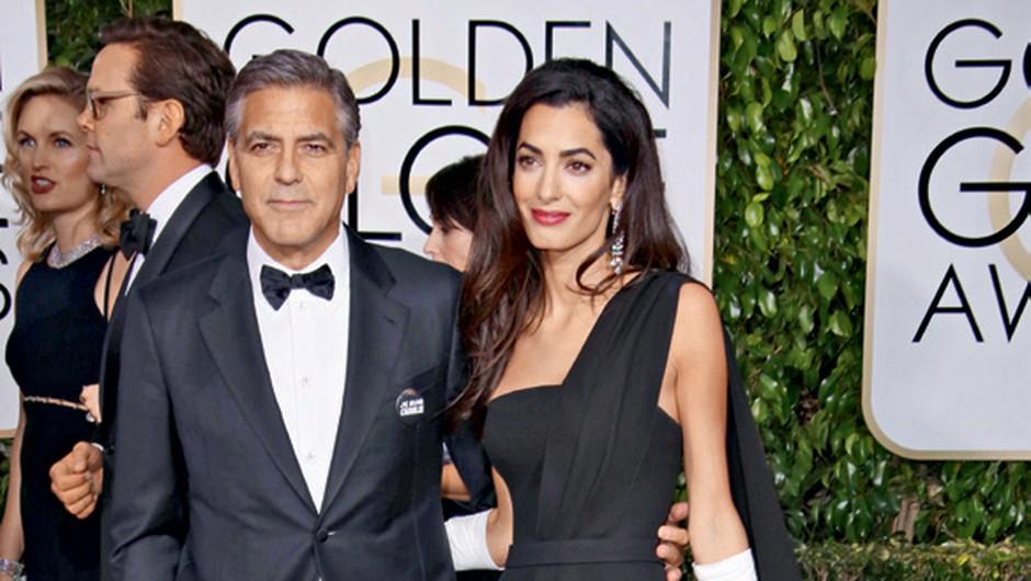 George Clooney razkril zakaj še vedno tako zelo ljubi svojo Amal (foto: Profimedia)