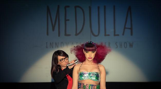 Zgodila se je Medulla - drugačen frizerki dogodek (foto: Klemen Razinger)