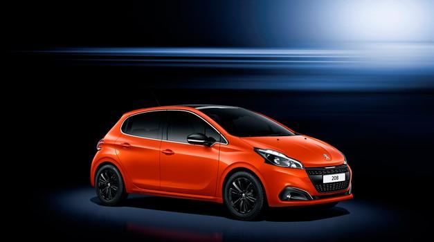 To je novi Peugeot 208! Lušten kajne? (foto: promocijsko gradivo)