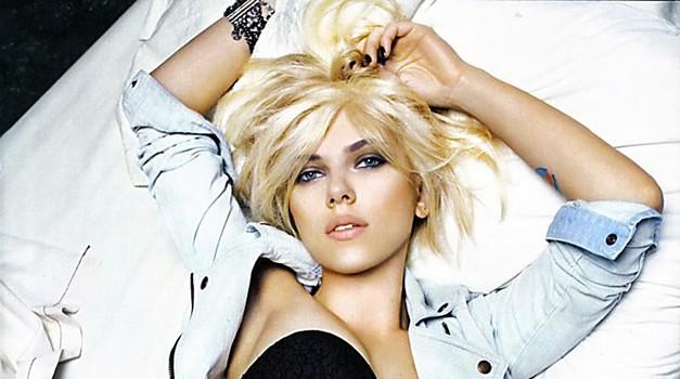 S to skladbo želi Scarlett Johansson prodreti na glasbeno sceno? (foto: Profimedia)