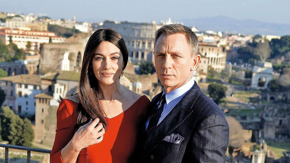 Monica Bellucci: Pri 50 letih igra Bondovo dekle (foto: Profimedia)