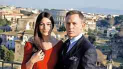 Monica Bellucci: Pri 50 letih igra Bondovo dekle