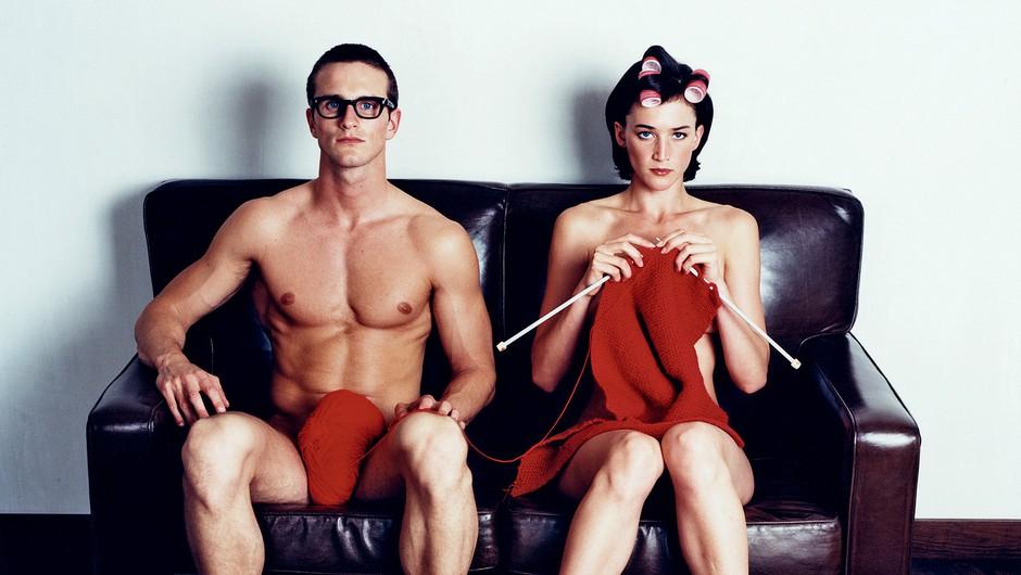 Seksi igra vlog za telebanke (foto: Jeffrey West Brook/Studio D.)