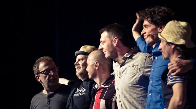Dan D z novim studijskim albumom vabijo na promocijski koncert (foto: Silvijo Selman/promocijsko gradivo skupine)