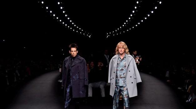 Stiller in Wilson na pariškem tednu mode 'ugrabila' modno pisto (foto: Karantanija Cinemas)