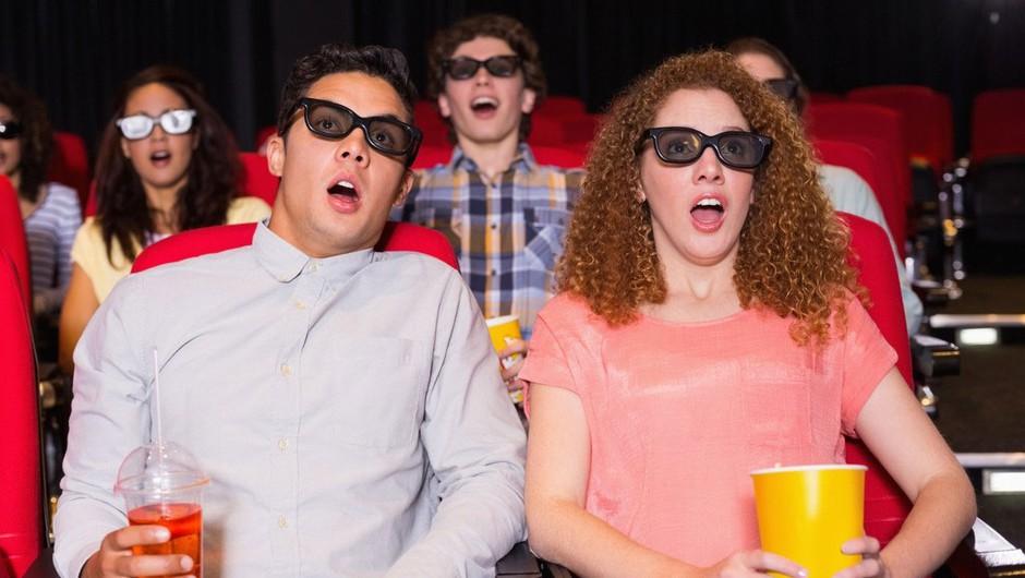 Jutri moraš kino: v Cineplexx se vrača Nora sreda! (foto: Profimedia)