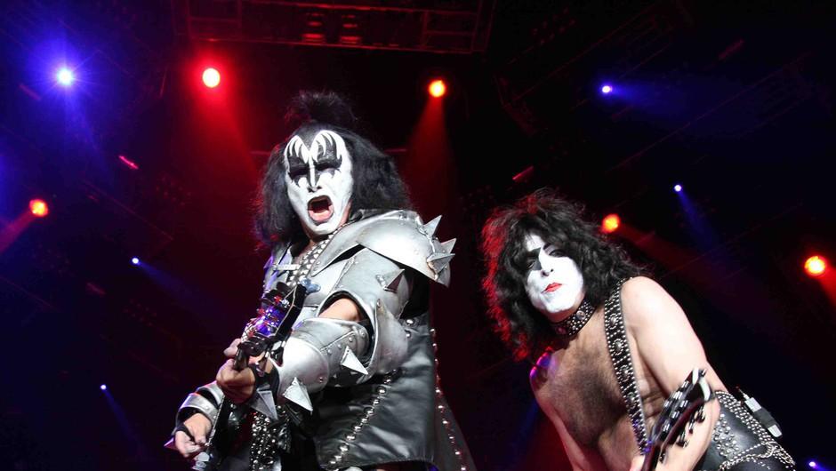 """Junija na Dunaju prvi rock festival  """"Rock in Vienna"""" (foto: Kiss/Blue Moon Entertainment)"""