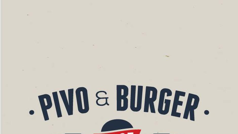 Na Pogačarjevem trgu kmalu spet Pivo & Burger Fest (foto: promocijsko gradivo organizatorja)