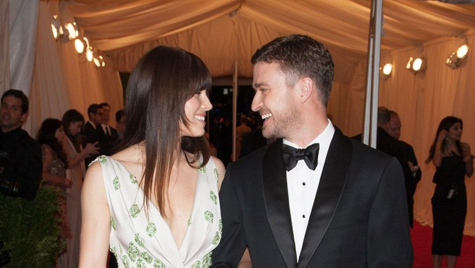 Jessica Biel in Justin Timberlake sta postala starša! (foto: Profimedia)