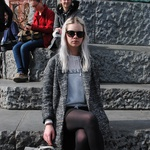 Samanta, 23 let: Igrala bi nogomet. (foto: Anmarija Lukovac, Nejc Wenzelberger)