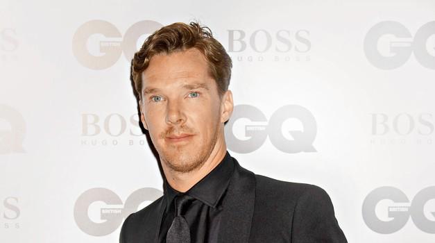 Benedict Cumberbatch: Seksal je tudi z moškimi (foto: Profimedia)