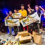 V Ljubljani znova zaživelo plesno tekmovanje Throwdown (foto: Ana Jarc in Sabina Mrak)