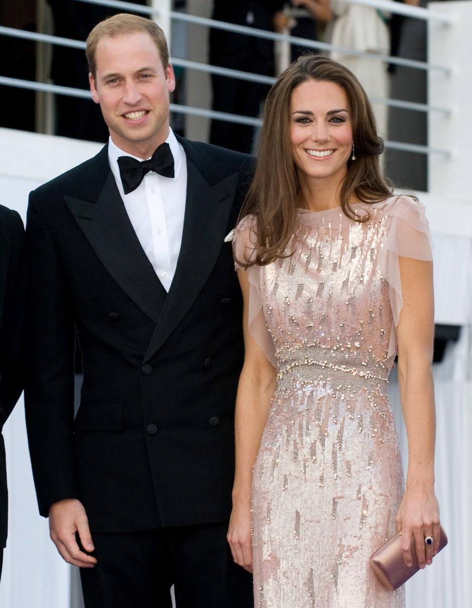 """O-o! Princ William se je razgovoril o """"POREDNI"""" strani Kate Middleton (foto: Profimedia)"""